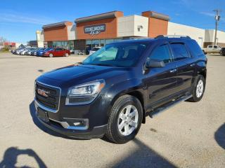 Used 2013 GMC Acadia SLE2 for sale in Steinbach, MB