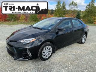 Used 2017 Toyota Corolla SE, AUTO for sale in Port Hawkesbury, NS