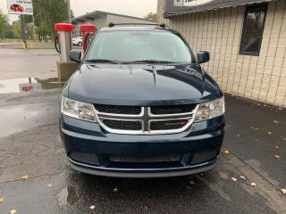 Used 2013 Dodge Journey SE Plus for sale in Mount Brydges, ON