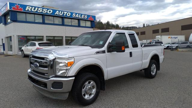 2011 Ford F-250 XLT 4x4 Super Cab, 6ft 6in Box