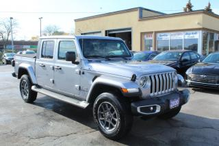 Used 2020 Jeep Gladiator Overland for sale in Brampton, ON