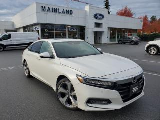 Used 2018 Honda Accord Touring for sale in Surrey, BC