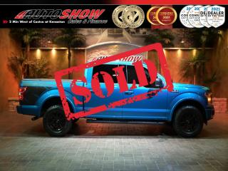 Used 2019 Ford F-150 *Sport Pkg, Raptor Style, Htd Bucket Seats, Nav!* for sale in Winnipeg, MB