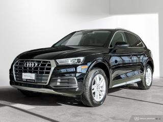 Used 2020 Audi Q5 45 Komfort quattro w/ First Aid Kit|Rear Cam|TPMS for sale in North York, ON