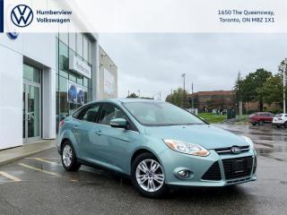 Used 2012 Ford Focus SEL LOW KM TEAL BLUE CERTIFIED for sale in Toronto, ON