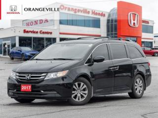 Used 2017 Honda Odyssey EX-L NEW ARRIVAL! for sale in Orangeville, ON