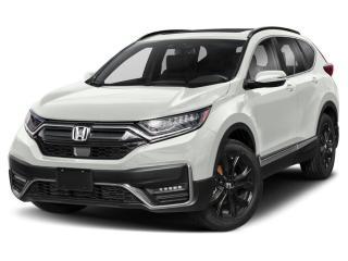 New 2022 Honda CR-V Black Edition for sale in Orangeville, ON