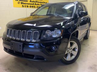 Used 2014 Jeep Compass NORTH for sale in Windsor, ON