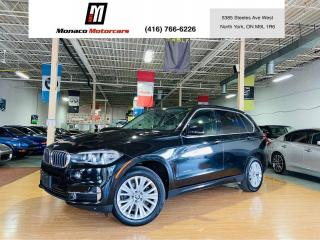 Used 2015 BMW X5 xDrive35d - DRIVE ASSIST |PANO |360 CAM |DIESEL for sale in North York, ON