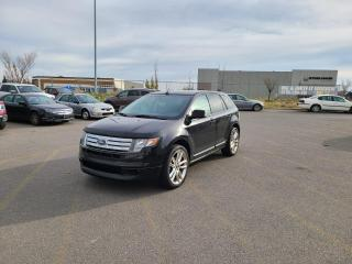 Used 2010 Ford Edge SPORT | $0 DOWN - EVERYONE APROVED!! for sale in Calgary, AB