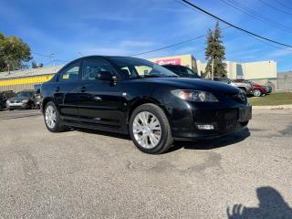 Used 2008 Mazda MAZDA3 GT New Shocks! New Struts! for sale in Winnipeg, MB