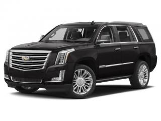 Used 2016 Cadillac Escalade Platinum for sale in Burnaby, BC