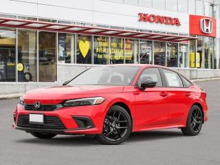 New 2022 Honda Civic Sport for sale in Vancouver, BC