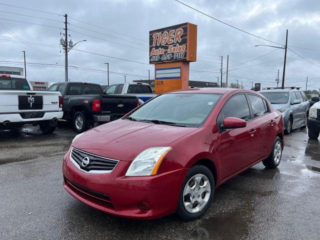 2010 Nissan Sentra 2.0*AUTOMATIC*4 CYLINDER*ONLY 125KMS*CERTIFIED