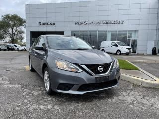 Used 2017 Nissan Sentra 1.8 SV ONE OWNER TRADE WITH ONLY 51000 KMS for sale in Toronto, ON