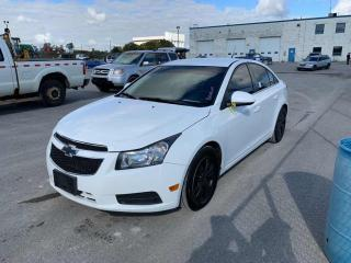 Used 2014 Chevrolet Cruze LT for sale in Innisfil, ON