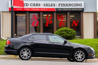 Used 2011 Ford Fusion SEL | Leather | Sunroof | Bluetooth | Alloys for sale in Oshawa, ON