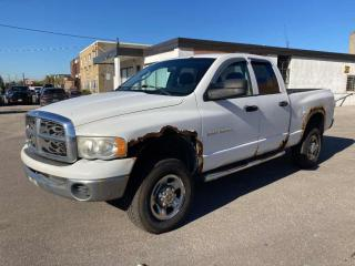 Used 2005 Dodge Ram 2500 for sale in Innisfil, ON
