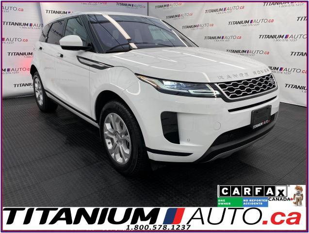 2020 Land Rover Range Rover Evoque 2.99% Finance-Radar Cruise+Pano Roof+Power Gate+XM
