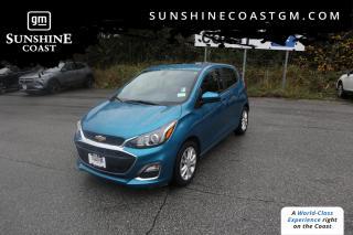 Used 2020 Chevrolet Spark 1LT CVT for sale in Sechelt, BC
