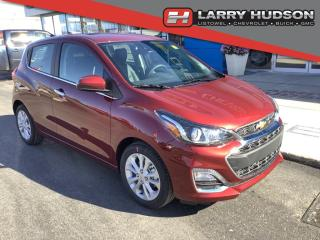 New 2022 Chevrolet Spark 2LT CVT for sale in Listowel, ON