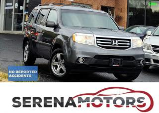 Used 2012 Honda Pilot EX-L | DVD | 4WD | 8 PASS. | B.CAM | NO ACCIDENTS for sale in Mississauga, ON