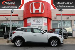 Used 2019 Mazda CX-3 GS TOUR for sale in Sudbury, ON