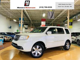 Used 2015 Honda Pilot Touring - Honda Comprehensive Warranty 2022 for sale in North York, ON