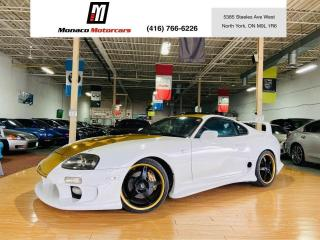 Used 1995 Toyota Supra RZ-S |2JZ-GTE |TWIN TURBO |6-SPEED MANUAL for sale in North York, ON