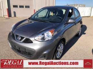 Used 2018 Nissan Micra SV for sale in Calgary, AB