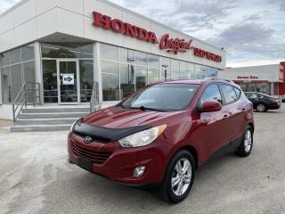 Used 2013 Hyundai Tucson GLS AWD   for sale in Winnipeg, MB