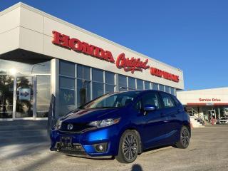 Used 2016 Honda Fit EX MANUAL   SUNROOF   BLUETOOTH   for sale in Winnipeg, MB