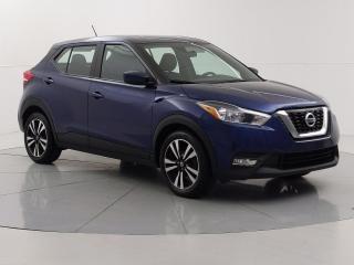 Used 2018 Nissan Kicks SV Apple CarPlay, Blind spot warning, Heated seats for sale in Winnipeg, MB