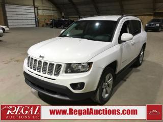 Used 2014 Jeep Compass for sale in Calgary, AB