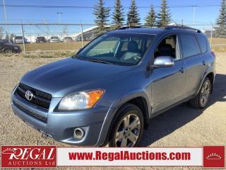 Used 2009 Toyota RAV4 Sport for sale in Calgary, AB