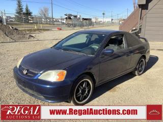 Used 2001 Honda Civic SI for sale in Calgary, AB