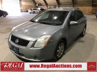 Used 2008 Nissan Sentra Base for sale in Calgary, AB