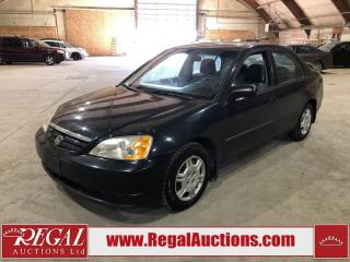 Used 2002 Honda Civic DX-G for sale in Calgary, AB