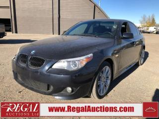 Used 2007 BMW 5 SERIES 530XI for sale in Calgary, AB