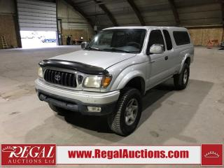 Used 2001 Toyota Tacoma Base for sale in Calgary, AB