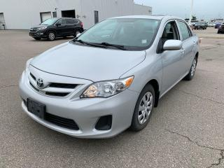 Used 2013 Toyota Corolla CE 1-Owner |  NO Accidents | Sunroof for sale in Waterloo, ON