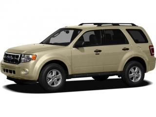 Used 2012 Ford Escape XLT for sale in Brandon, MB