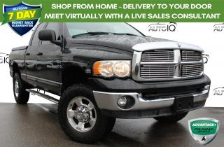 Used 2005 Dodge Ram 2500 SLT/Laramie 2500 HD V8 | CERTIFIED for sale in Hamilton, ON