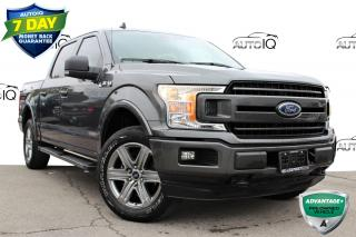 Used 2019 Ford F-150 XLT SPORT 4X4! NAVIGATION! CREW CAB! for sale in Hamilton, ON