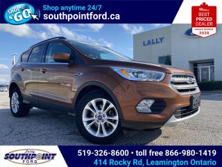 Used 2017 Ford Escape SE|FWD|NAV|BLUETOOTH|CRUISE CONTROL| for sale in Leamington, ON