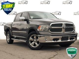 Used 2018 RAM 1500 SLT 1 owner trade for sale in St. Thomas, ON