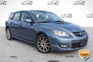 Used 2007 Mazda MAZDASPEED3 SOLD AS TRADED, YOU CERTIFY, YOU SAVE!!! for sale in Barrie, ON