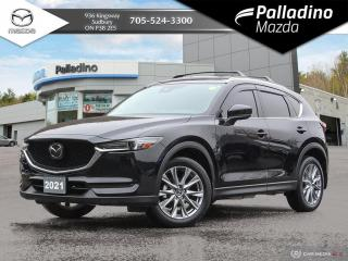 Used 2021 Mazda CX-5 GT for sale in Sudbury, ON
