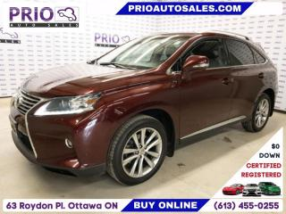 Used 2015 Lexus RX 350 for sale in Ottawa, ON