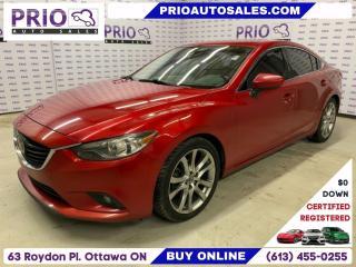 Used 2014 Mazda MAZDA6 for sale in Ottawa, ON